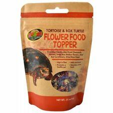 LM Zoo Med Tortoise & Box Turtle Flower Food Topper 0.21 oz