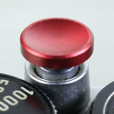 Camera Soft Release Shutter Button Red Concave for Leica M Contax Fujifilm T10