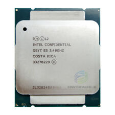 Intel Xeon E5-2637 V3 ES QEYT 4C 3.4GHz 20MB 135W 22nm LGA2011-3 CPU Processor