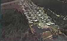FLORIDA, TAVARES EAST OF EL-RED MOBILE MANOR AERIAL VIEW #9245C (TMISC*)