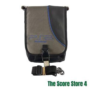 PlayStation 2 Shoulder Bag PS2 Original Carry Bag w Shoulder Strap Preowned
