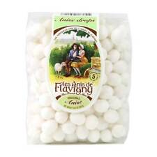 Les Anis de Flavigny - Anise Drop Candy (Bulk) | Made in France, 250g Pouch