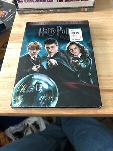 Harry Potter and the Order of the Phoenix (Two-Disc Special Edition) [DVD] NEW!