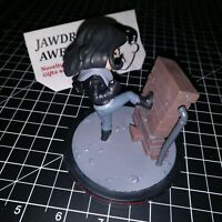 JESSICA JONES FIGURE LOOT CRATE ITEM MARVEL THE DEFENDER NETFLIX GIFT Q-FIG RARE