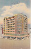 B77999 hotel nacional caracas  venezuela  scan front/back image