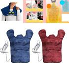 Wearable Electric Heating Pad for Neck and Shoulders, Heating Pad for Back Pain