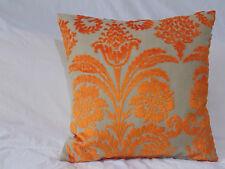 Designers Guild Velvet Fabric Cushion Cover Ombrione Zinnia
