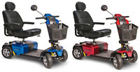 Pride Mobility Victory 10 LX w/ CTS Suspension 4-Wheel Electric Scooter NEW