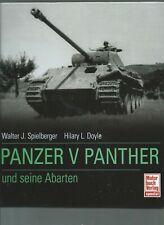 Panzer V Panther und seine Abarten ; 2. WK