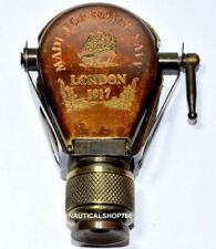 Antique Telescope Brass Binocular Vintage Nautical Monocular