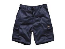 Shorts e bermuda da uomo blu con nessuna fantasia in cotone