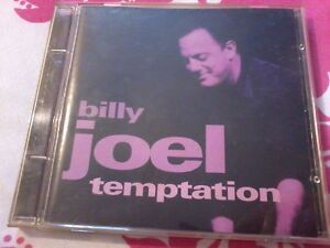 BILLY JOEL Temptation CD Live compilation Made In Italy 8013780020900 POST FREE