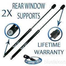 2 Rear Window Glass Lift Supports Shock Strut Arm Rod For Explorer Mountaineer