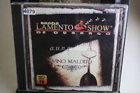 Banda Lamento Show De Durango - Vino Maldito, 2006 ,Music CD (NEW)