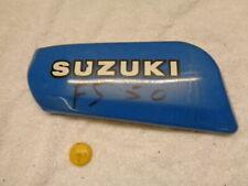 SUZUKI FZ50 FZ 50 SUZI RIGHT SIDE COVER PANEL TRIM PLASTIC FAIRING
