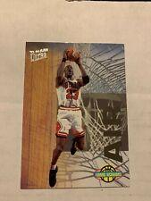 1993-94 Fleer Ultra Famous Nicknames AIR #7 Michael Jordan Chicago Bulls GOAT $$