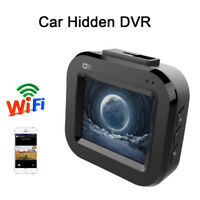 HD 1080P WiFi Hidden Car DVR Dash Cam Vehicle Video Recorder Camera G-sensor