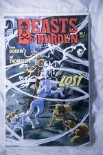 Beasts of Burden Issue #2 - Lost Dark Horse Comic