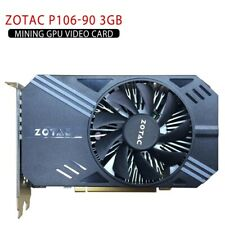 ZOTAC P106-90 3GB Mining GPU Video Card GDDR5 GTX1060