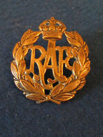 Military Cap Badge - Royal Air Force