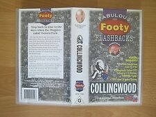 Fabulous Footy Flashbacks - COLLINGWOOD VHS Video