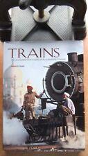 TRANSPORTS  CHEMIN DE FER / TRAINS DE LA LOCOMOTIVE A VAPEUR A LA GRANDE VITESSE
