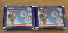 Panini Rewe Weihnachten mit guten Disney Freunden 50 Tüten / 250 Sticker