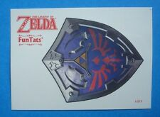 2016 Enterplay/Nintendo LEGEND of ZELDA Fun TATS Insert Tattoo Card #6 of 9 LINK