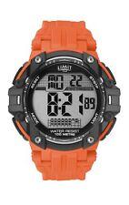 Limit Gents Digital Sports Watch with Orange Strap 5706
