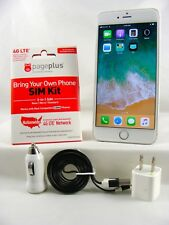 Apple iPhone 6 Plus - 64GB Gold (Page Plus CDMA 4G Activation KIT + SIM card)