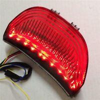 For Brake Tail lights For CBR 600RR CBR1000RR RR Fireblade Clear LED