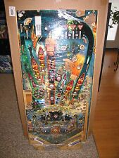 Stern Lord of the Rings Pinball Playfield - Brand New in Box LOTR NIB NOS