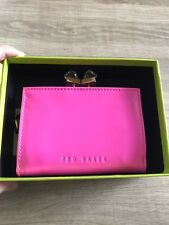 e0b08042af9fea Ted Baker Tanago Patent Crystal Popper Mid Pink Small Purse