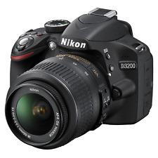 Brand New In Box NIKON D3200 DSLR Camera (w/AF-S DX NIKKOR 18-55mm VR Lens Kit)