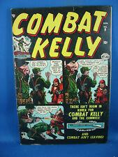 COMBAT KELLY 9 F 1953 ATLAS
