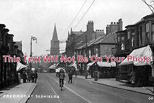 DU 117 - Frederick Street, South Shields, Durham - 6x4 Photo