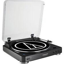 Audio-Technica AT-LP60BK-BT Turntable