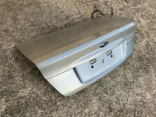 Subaru Liberty Gen 4 H6 03 - 09 Spec B GT Rear Boot Lid Trunk Garnish Silver 45A