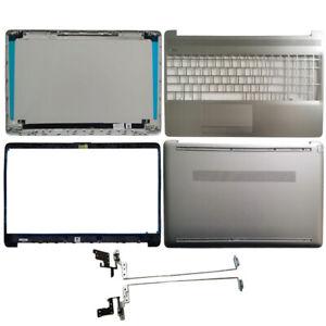 LCD Back Cover /Bezel/Palmrest /Bottom Case For HP 15-DW 15s-DY 15s-DU TPN-C139