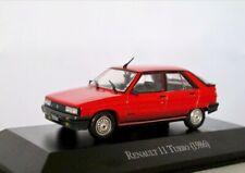 Renault 11 Turbo    1984-1986  rot   /    IXO/Altaya   1:43
