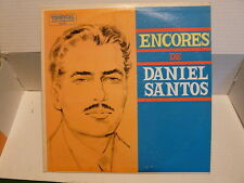 DANIEL SANTOS Encores TRLP 5071