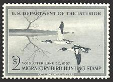 RW23 Duck Stamp - XF 90 OG - Previously Hinged w/ 2009 PSE Graded Certificate