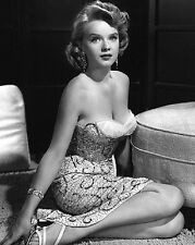 Anne Francis 8x10 Classic Hollywood Photo. 8 x 10 B&W Picture #1