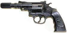 BUDDY mit Schalldämpfer, 12 Schuss Pistole, Spielzeugpistole, Spielzeug, NEU+OVP