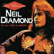 Neil Diamond - Ultimate: 30 All-Time Classics 2 CD NEW & SEALED