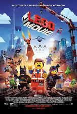 The Lego Movie (2014) Movie Poster (24x36) - Will Arnett, Elizabeth Banks