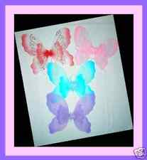 BUTTERFLY TWO LAYERS, 6 WINGS~TINKERBELL ANGEL DRESS UP