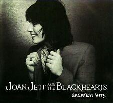 Greatest Hits [Blackheart] [Digipak] by Joan Jett/Joan Jett & the Blackhearts