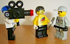 LEGO intervista 3 minifigures