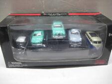 Malibu International 5 Car Box Set With Vw'S And Jaguar, Mercedes And Mini Coo &